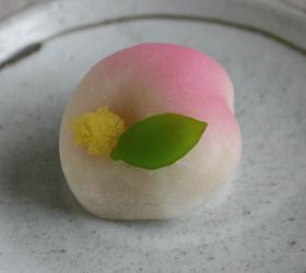 山茶花(雪平求肥)