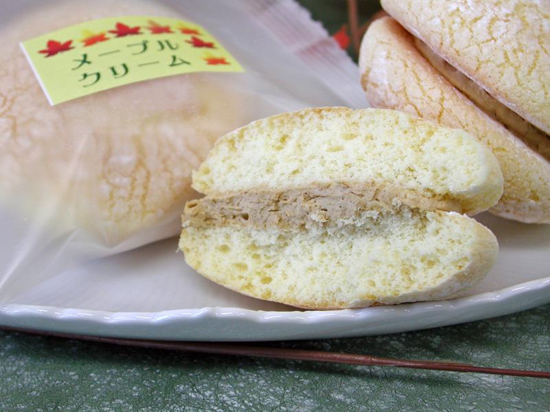 メイプル樽都(ブッセ菓子)