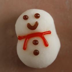 雪だるま(雪平求肥)