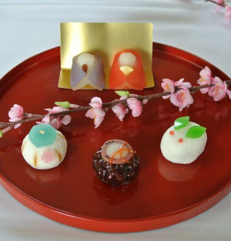 2017年2月の上生菓子